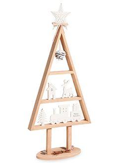 Collezione Nature: idee decorative per la tavola, l'albero e la casa per Natale