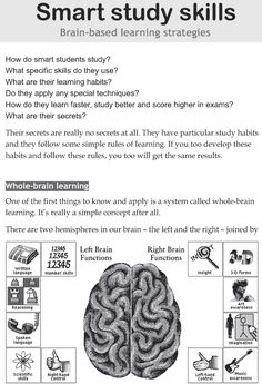 Personality development course grade 8 lesson 14 Smart study skills (1)