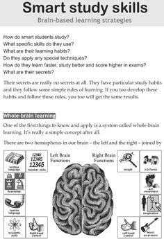 Personality development course grade 8 lesson 14 Smart study skills (1)