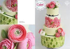 Cake designer from Australia