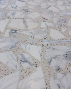Luxury It Terrazzo on Home Decoration Ideas… Stone Slab, Marble Stones, Stone Tiles, Parquet Tiles, Terrazzo Flooring, Floor Patterns, Hospitality Design, Floor Design, Fabric Material