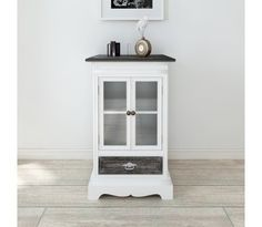J&P Special Price! White Wooden Storage Cupboard/Cabinet with 2 doors 1 drawer PJ http://www.amazon.co.uk/dp/B00K9SMV1Y/ref=cm_sw_r_pi_dp_QQR0ub19PPDFZ