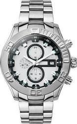Breeze Iconic Chrono Silver Stainless Steel Bracelet 610081.4 Stainless Steel Bracelet, Chronograph, Watches, Bracelets, Silver, Accessories, Wristwatches, Clocks, Bracelet