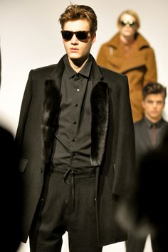 Designer Kyle Fitgibbons Native Son Fall/Winter 2012