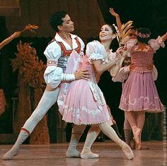 @Playhouse_Square Cleveland San Jose Ballet memories...Coppelia, 1998