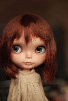 Beautiful little Nomad ❤ Gigi ❤ ~Milones gracias Olga for once again another fabulous Vainilladolly girl <333 by ☮ mYsticArtgirl56 ☮, via Flickr