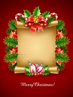 Vector set of Christmas cards backgrounds art 04 - Vector Background free download
