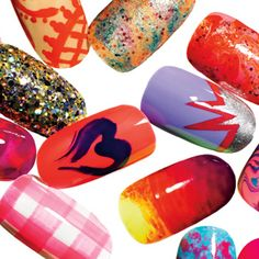 Must-Have #NailArt. Obsessed. #SelfMagazine