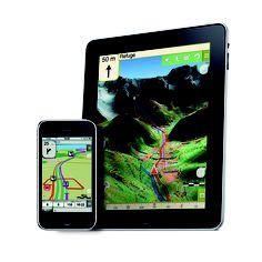 TwoNav, Outdoor App for iPhone/iPad
