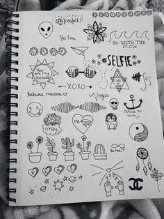 Imagem de drawing, grunge, and draw