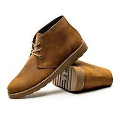 Vans X Civilware Desert Chukka Boot - Brown 523268e57