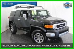 nice 2014 Toyota FJ Cruiser - For Sale View more at http://shipperscentral.com/wp/product/2014-toyota-fj-cruiser-for-sale-2/