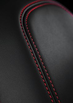 ideas-about-nothing: contrasted stitching leather Automotive Upholstery, Car Upholstery, Id Design, Sofa Design, Stitching Leather, Automotive Design, Car Detailing, Leather Working, Textures Patterns