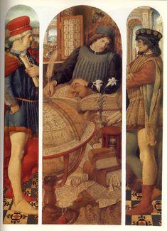 Act I scene ii Prospero: This King of Naples being an enemy/ To me inveterate, hearkens to my brother's suit.  [Gennady Spirin Интересное и забытое - быт и курьезы прошлых эпох.]