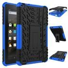 Rugged Stand Rubber Shockproof Hybrid Hard Case Cover For Kindle Fire HD 7 HOT4