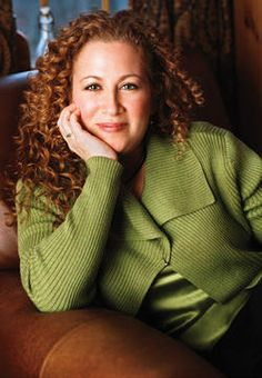 Jodi Picoult - author headshot: Great storyteller taking real situations and bring it to the reader.