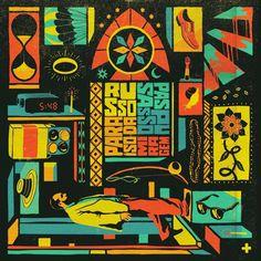 Da série: álbuns de 2014  Russo Passapusso - Paraíso da Miragem