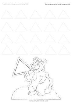 Üçgen Kavramı Çalışma Sayfası