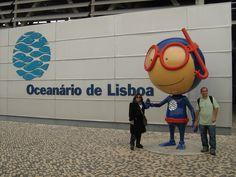 Oceanário de Lisboa - Portugal
