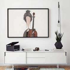 This item is unavailable Modern Gallery Wall, Wall Decor Design, Flat Design Illustration, Aesthetic Pastel Wallpaper, Diy Canvas Art, Minimalist Poster, Art Classroom, Beautiful Artwork, Frames On Wall