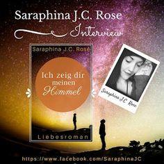 Das Lesesofa: Interview mit Saraphina J.C. Rose