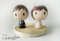 Customise Wedding Cake Topper