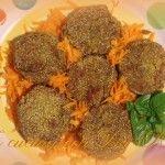 """""""burgers"""" di lenticchie.... naturalmente vegan"""