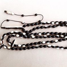Hasan Güler - Ebony & Ivory (Abanoz ve Fildişi) #rosary #divine #pray #beads…