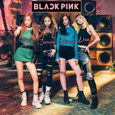 Black Pink is a South Korean Girl Group formed in 2016 by YG Entertainment.  Black Pink consists of Roseanne Park or Park Chae-young (Rosé); Jennie Kim; Kim Jisoo and Lalisa Manoban (Lisa).