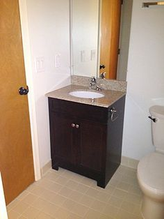 Here Is How To Remove An Old Bathroom Vanity Pinterest Bathroom - How much to replace a bathroom vanity