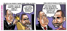 Toons Mag Español: Caricatura Humor Grafico, Peanuts Comics, Spanish, Caricature, Cartoon, Spain
