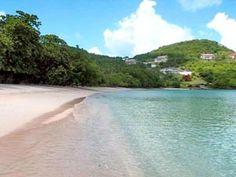 Grand Anse Beach Grenada!