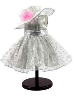 http://www.laurentdoll.com/18-inch-doll-clothing/silver-sensation-dress-doll-clothes-fits-18-girl-dolls.html