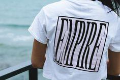 Empire - Summer 17 Prints – Empire Skate Streetwear Fashion, Skate, Empire, Street Wear, Crop Tops, Summer, Model, Prints, Mens Tops