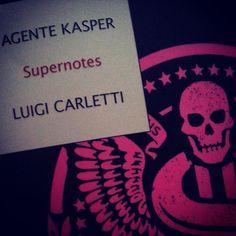 Supernotes - Luigi Carletti