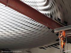 Imagen 10 de 14 de la galería de En Construcción: Messe Basel / Herzog & de Meuron. © Paul Clemence