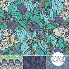 Floating On Cloud9: Sarah Watson print collections