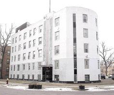 999 Whitmore Road--Detroit MI by pinehurst19475