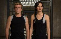 Josh and Jen in Catching Fire