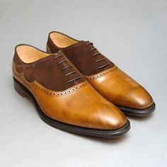 3dbda2c7c77 Newport Mahogany   Brown Cheaney Two Tone Shoes