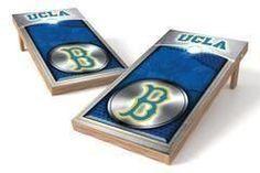 UCLA Bruins Single Cornhole Board - Medallion