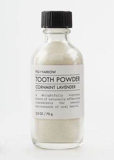 Tooth Powder | Rodale's