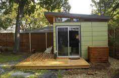 Backyard Writing Studio