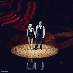 Jay e @AlionaVilani na turnê do Strictly em Glasgow, na Escócia. (via @thehoagmeister) (7 fev.)