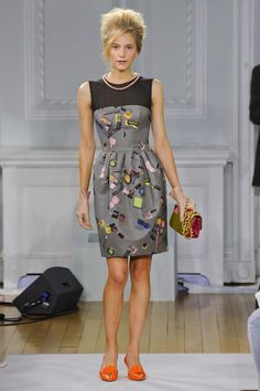 moschino cheap and chic london fashion week - Pesquisa do Google