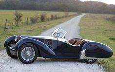 Bugatti Type 57C Roadster 1938