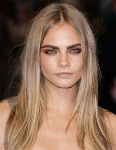 hair color para cuando me atreva a ser mas mona. Ultimate Celebrity Make-up Looks 2012 | ELLE UK