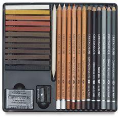 Cretacolor Drawing Sets - BLICK art materials