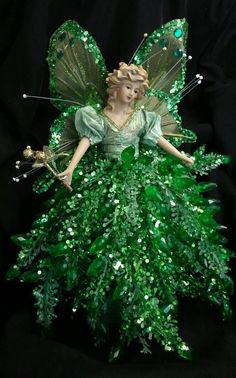 Bo's Birthday: December 24th. Because Isabeau was born on Christmas Eve, she has always placed the family tree topper on at 3:45 AM which was the moment she was born into the world. Because she liked fairies, her mother got her this tree topper for her 2nd birthday.