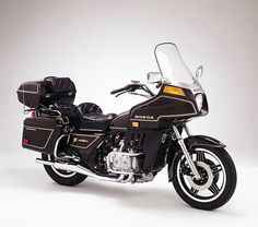 honda gl 1100 gold wing 1980 #bikes #motorbikes #motorcycles #motos #motocicletas